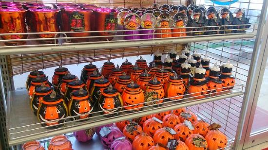 かぼちゃ置物
