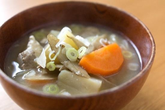根菜スープで正月太り解消