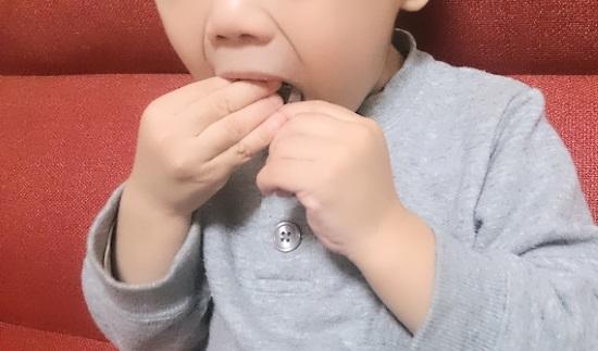 一歳も食べられる恵方巻き