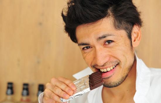 バレンタイン 男の自分チョコ