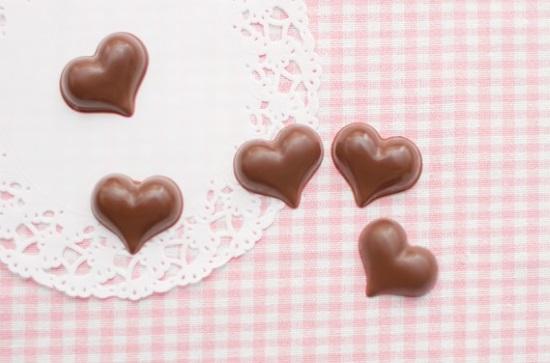 型抜きチョコレートの日持ち