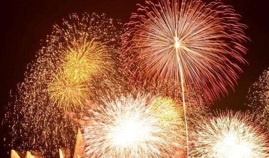 東京競馬場の花火大会2015