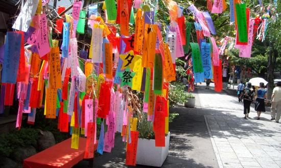 東京祭り7月