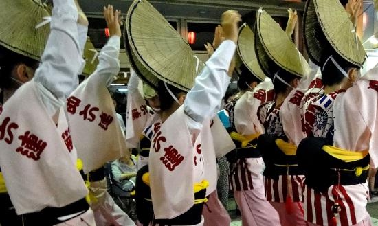 高円寺阿波踊り前夜祭