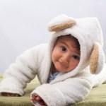 赤ちゃんの猿の着ぐるみ特集☆年賀状におすすめ