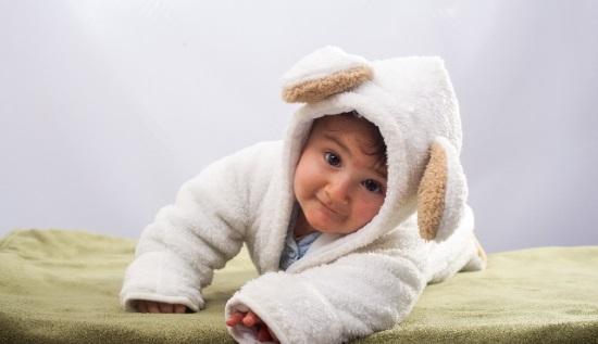 赤ちゃん猿着ぐるみ
