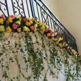Déco escaliers HIBISCUS events