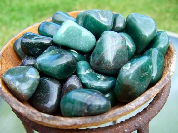 aventurine5 Crystal Chakra Healing, Part 1