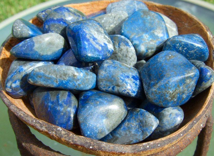 not Afghanistan's Lapis Lazuli
