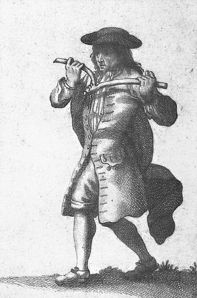 An 18th century dowser