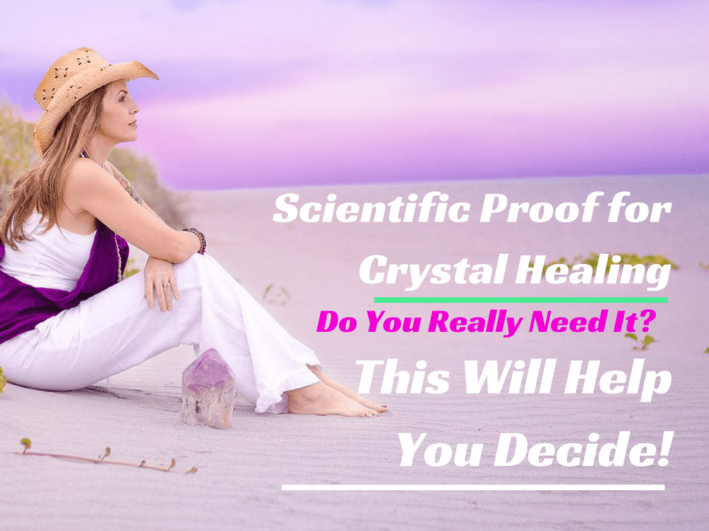 canva Down & Dirty Debate Over Crystal Healing