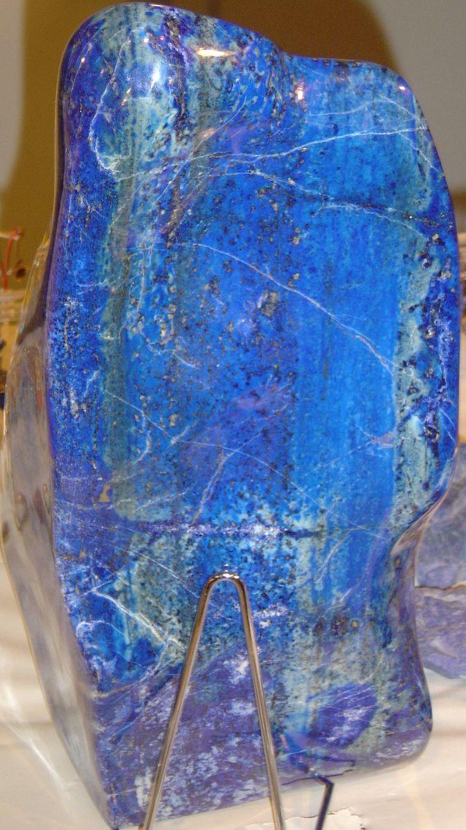 Afghanistan's Lapis Lazuli Mines