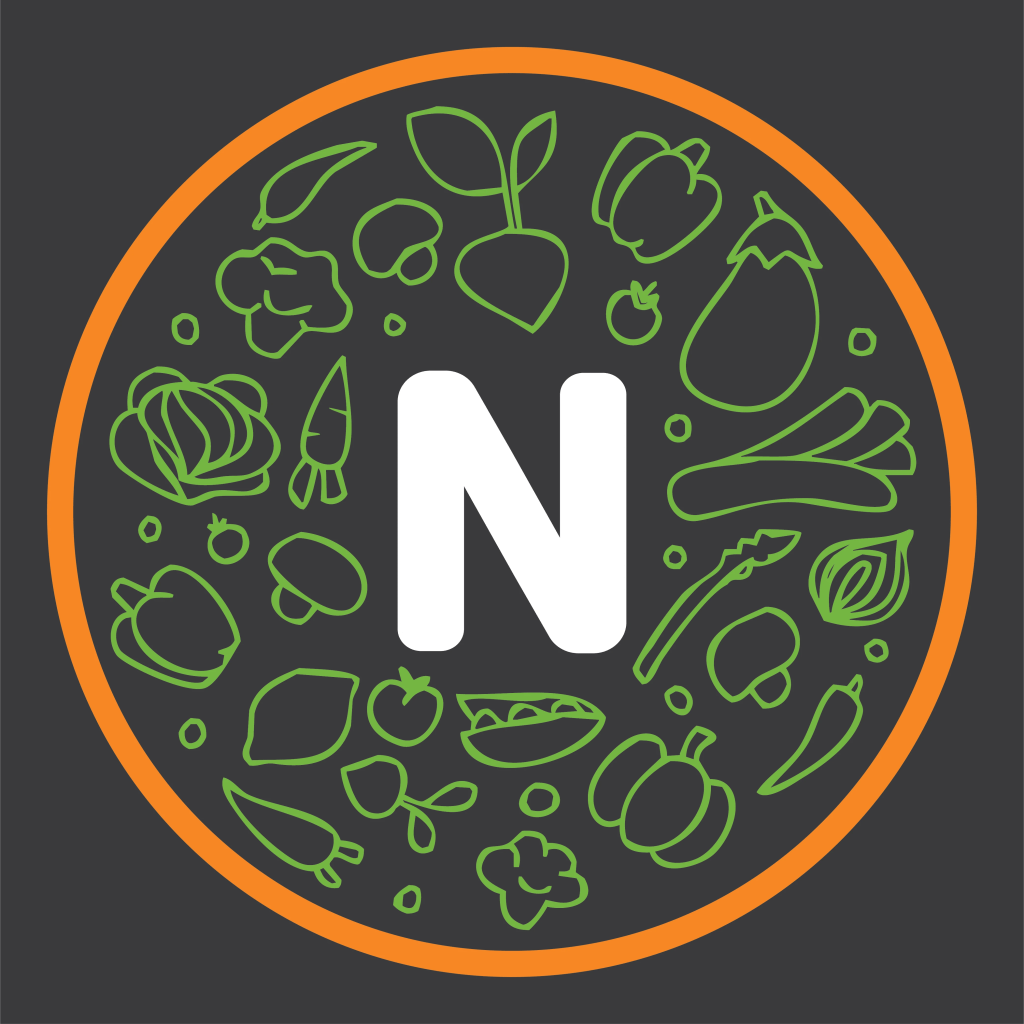 Nutri+ Logo - Food Delivery App
