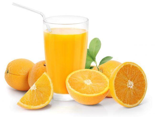 uống canxi với nước cam