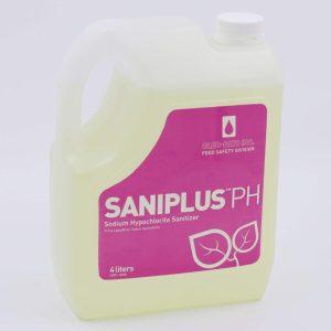 SANIPLUS PH Bleach Disinfectant 4L