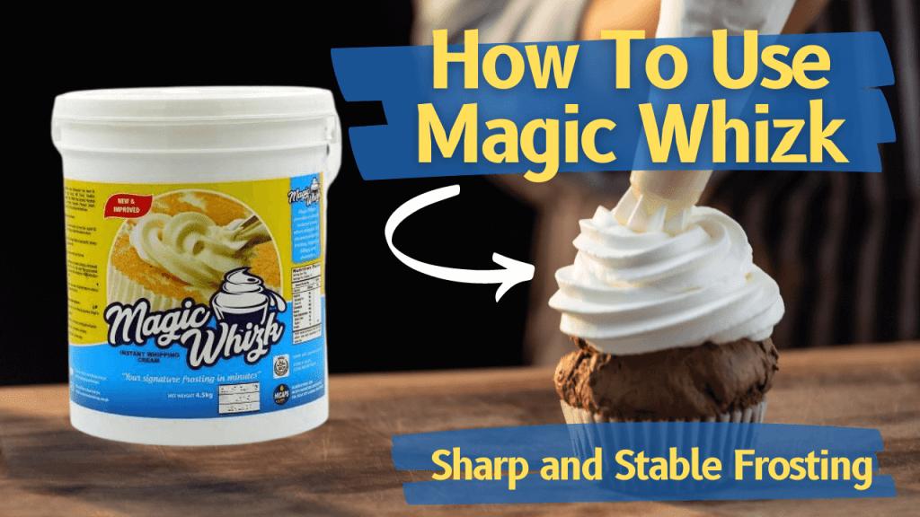 how to use magic whizk