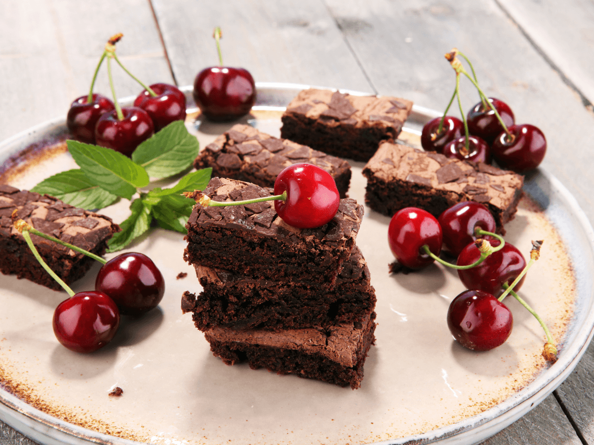 Read more about the article Cherry Brownies Recipe