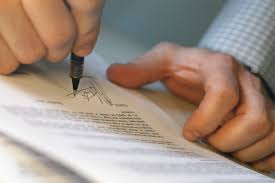 Be careful when signing a long-term care admission agreement
