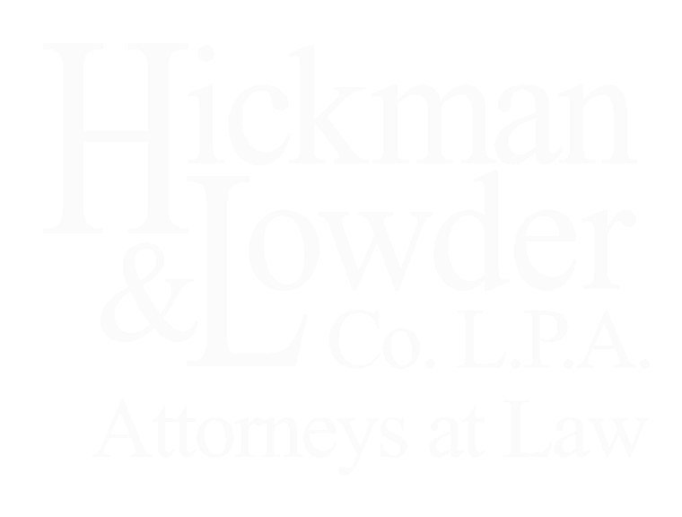 Hickman & Lowder Co., LPA Logo