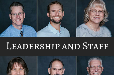 Leadership and Staff