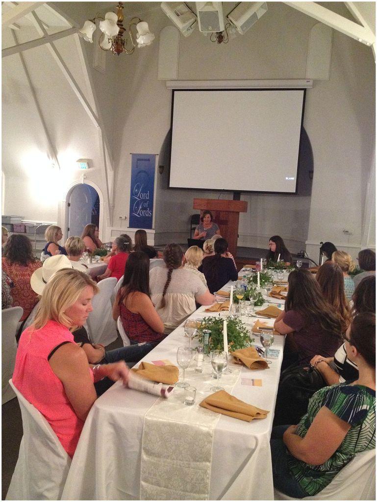 2016 Women's MInistry Kick off Dinner (2)