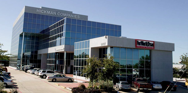 Retail  Office  Hickman Companies  Ft Worth Texas