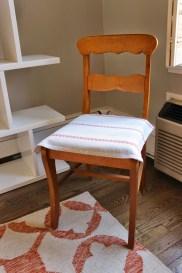 Chair napkin