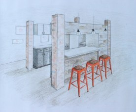Dumbo Kitchen Perspective