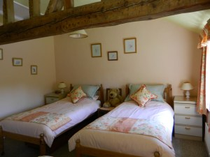 Rose Cottage Bedroom