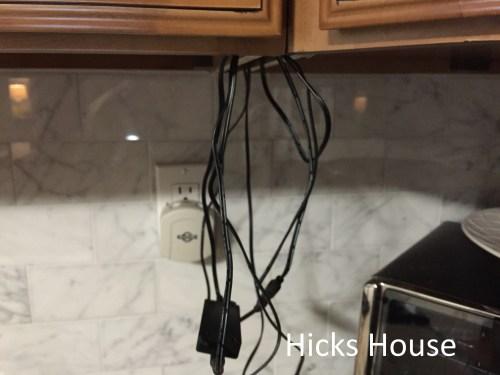 small resolution of hicks house under cabinet lighting
