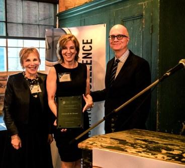 Elizabeth Brown OBA Awards Pension