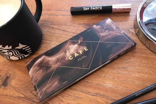 Review ⎜Café Palette de Zoeva