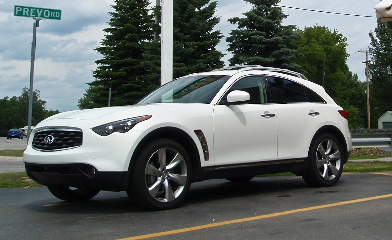 2018 Infiniti Fx35  Car Photos Catalog 2018