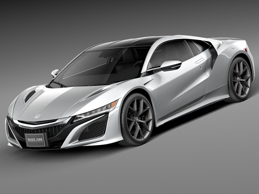 2019 Acura Nsx  Car Photos Catalog 2018