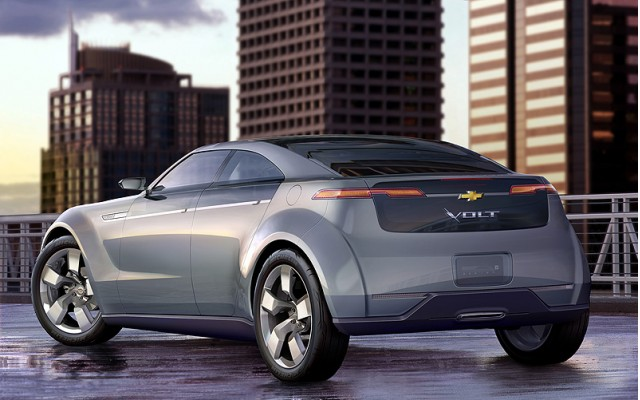 2019 Chevrolet Volt Concept  Car Photos Catalog 2018
