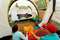 AirPitch Inflatable Tents by Kelty   HiConsumption ...