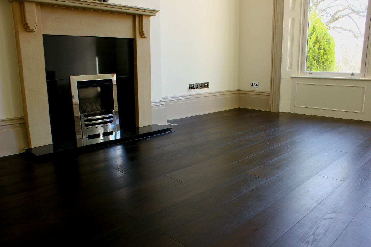 Black Stained Oak  Hicraft
