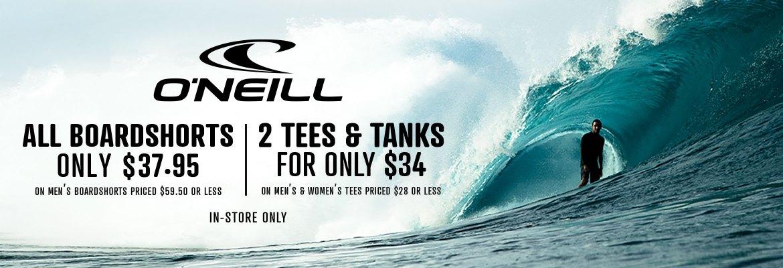 O'Neill Specials