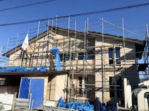 広島初 こころパッシブハウス 外観