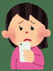 smartphone_woman_komari