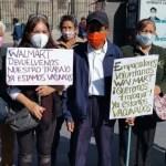 Abuelitos de México luchan por regresar como empacadores; cadena de supermercados se niega