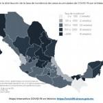 200 nuevas muertes por COVID-19 en México; suman 230,624 acumuladas