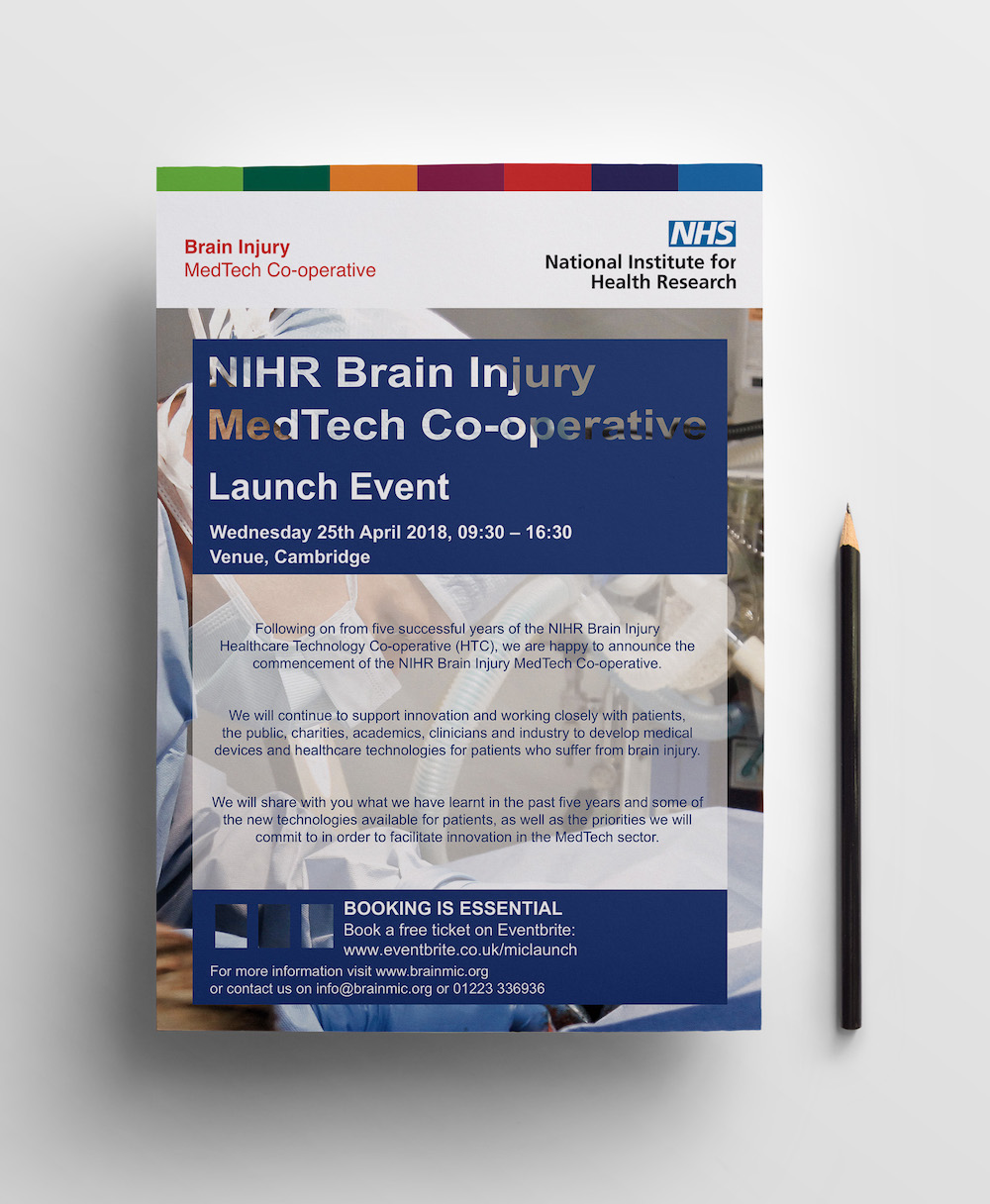 NIHR Brain Injury Healthcare Technology Co Operative