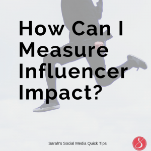 How can I measure influencer impact? With UTM codes! Here's my quick 5-step guide.