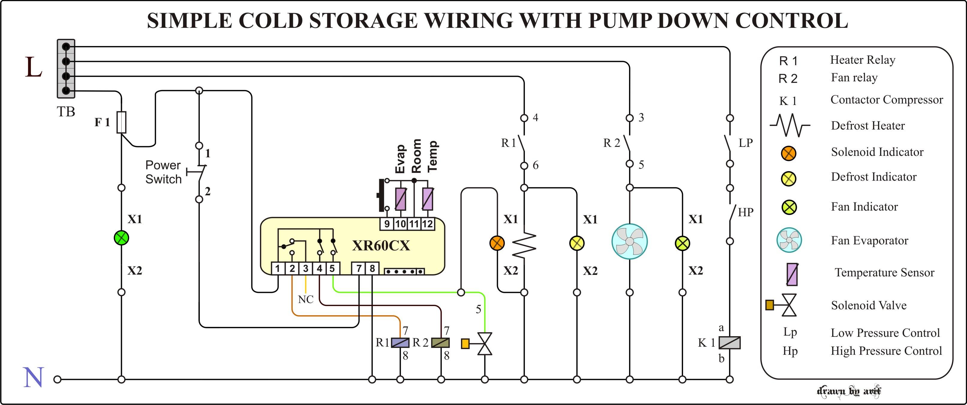 ecd654c cold room wiring diagram pdf | wiring resources  wiring resources