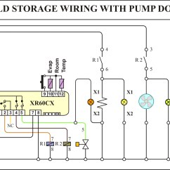 Single Phase Water Pump Control Panel Wiring Diagram Emergency Lighting 3 Sewage Diagrams Get Free