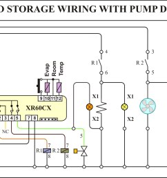 wiring kelistrikan system air conditioner wiring diagram centrecold storage refrigeration u0026 air conditioningwiring diagram [ 3228 x 1354 Pixel ]
