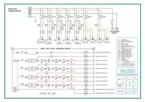 Daikin Outdoor Wiring Multiply Compressor | REFRIGERATION
