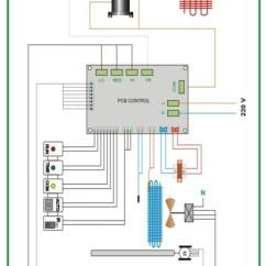 Split Ac Indoor Unit Motor Wiring Diagram Subwoofer 12v Universal Control Pcb | Refrigeration & Air Conditioning