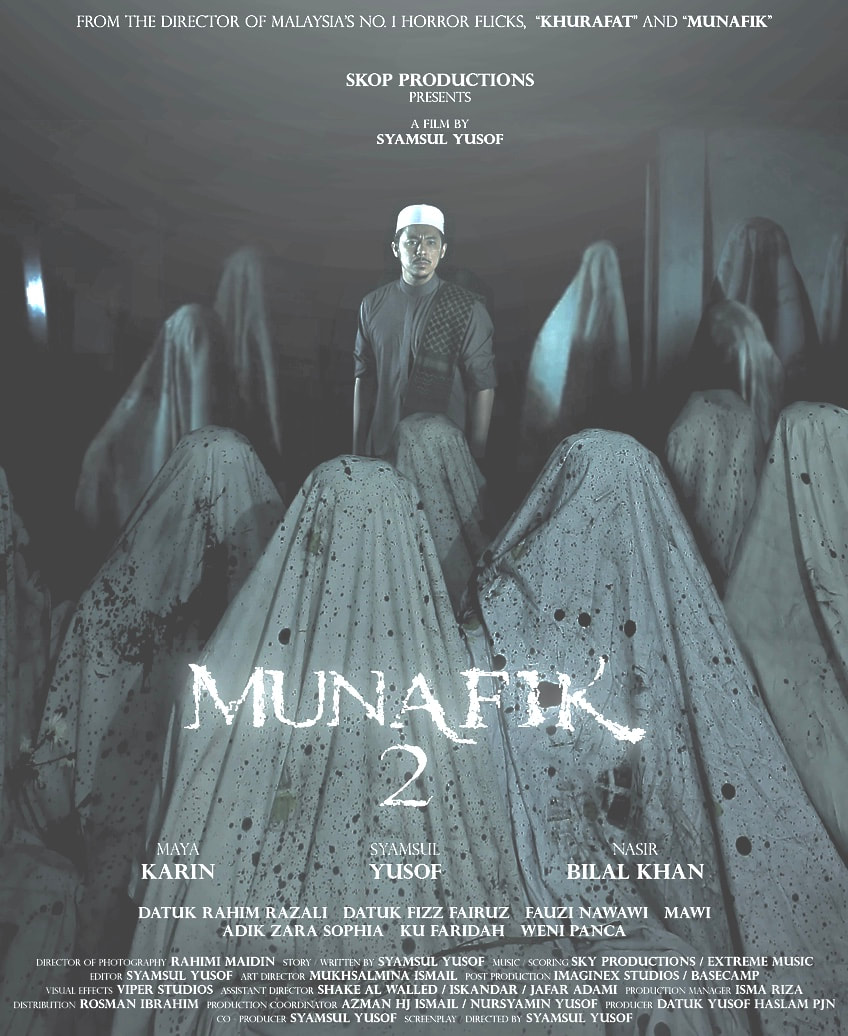 Munafik 2 Full Movie : munafik, movie, Personal, Movie, Review:, Munafik, Hidayat, Ashila